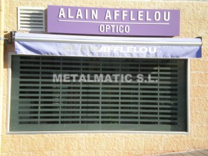 Cierres Aluminio Troquelados