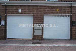 Puertas de Garaje Enrollables
